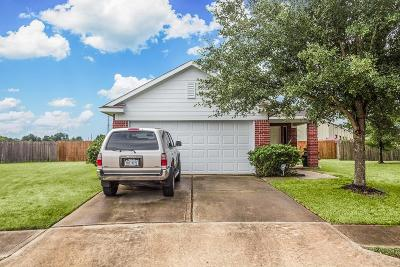 Cypress Single Family Home For Sale: 7106 Cloaksdale Lane