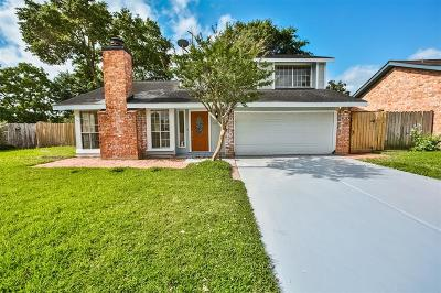 Houston Single Family Home For Sale: 11010 Hidden Bend Drive