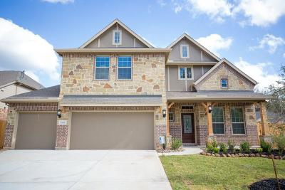 New Caney Single Family Home For Sale: 23691 Alder Branch Lane