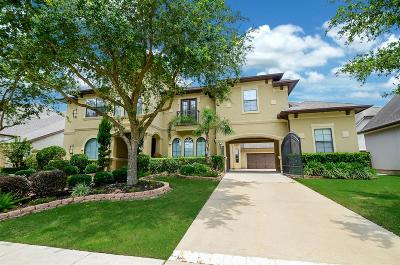 Sugar Land, Sugarland Single Family Home For Sale: 7519 Mulrain Drive