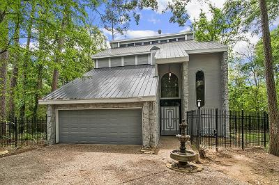 The Woodlands Single Family Home For Sale: 140 S Timber Top Drive