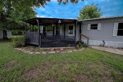 Alvin Single Family Home For Sale: 16610 Ray Circle