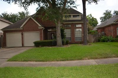 Houston Single Family Home For Sale: 15222 Tysor Park Lane N