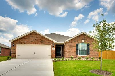 Conroe Single Family Home For Sale: 7631 Glaber Leaf Road