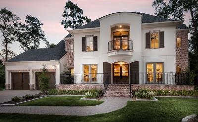 The Woodlands Single Family Home For Sale: 58 Gatewood Springs Drive