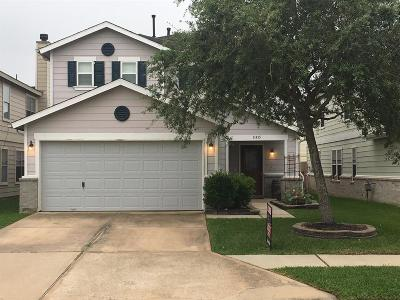 Tomball Single Family Home For Sale: 11435 Sugar Bowl Drive