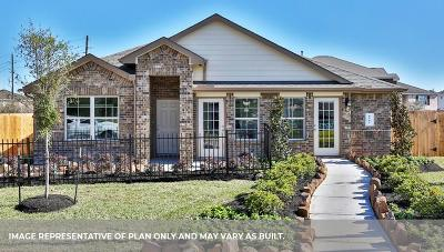 Rosharon Single Family Home For Sale: 507 Green Clover Lane