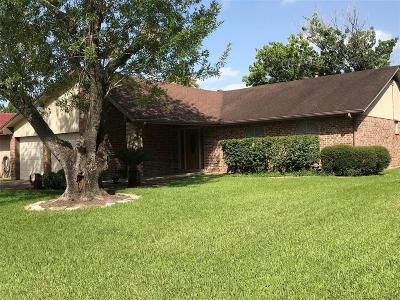 Houston Single Family Home For Sale: 11414 Olivewood Drive