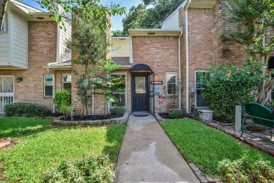 Houston Condo/Townhouse For Sale: 775 Worthshire Street