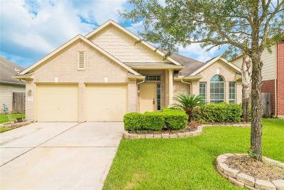 Single Family Home For Sale: 21810 Prairie Spring Lane