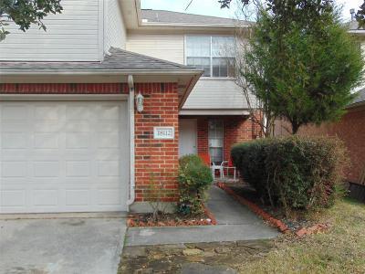Single Family Home For Sale: 18112 Drum Heller Lane