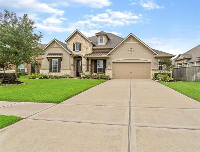 Richmond Single Family Home For Sale: 8706 Winston Ranch Parkway