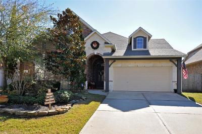 The Woodlands Single Family Home For Sale: 63 Tapestry Forest Place