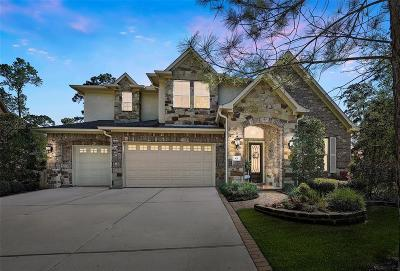 The Woodlands Single Family Home For Sale: 43 Amulet Oaks Place