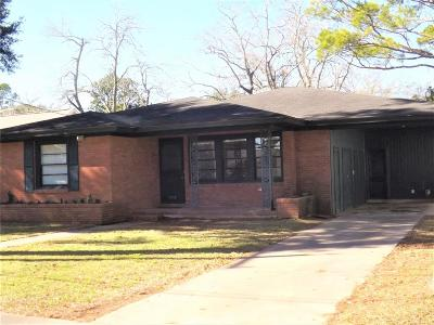 Columbus Single Family Home For Sale: 1718 Charter Street