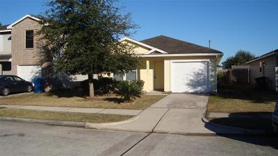 Humble Single Family Home For Sale: 21242 Linden House Court