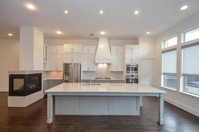 Houston TX Single Family Home For Sale: $829,900