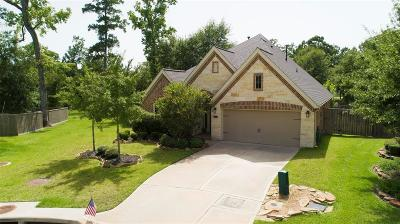 Montgomery Single Family Home For Sale: 248 Soaring Pines Place