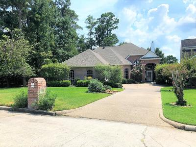 Montgomery Single Family Home For Sale: 2807 Lake Forest Drive