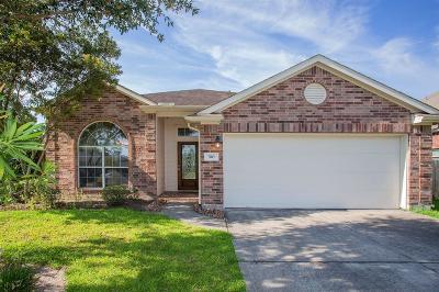 Spring Single Family Home For Sale: 510 Glenwood Ridge Drive