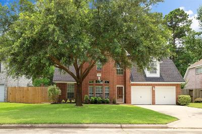 Tomball Single Family Home For Sale: 13523 Sleepy Lane