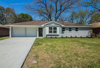 Houston Single Family Home For Sale: 5918 Fontenelle Drive
