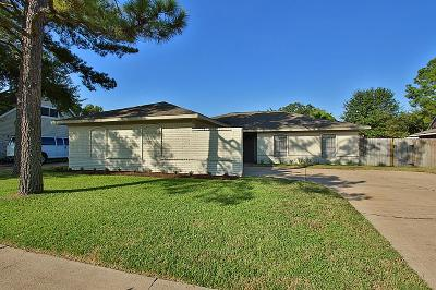 Katy Single Family Home For Sale: 538 Applewhite Drive