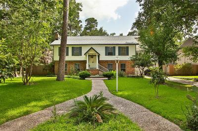 Houston Single Family Home For Sale: 2238 Willow Point Drive