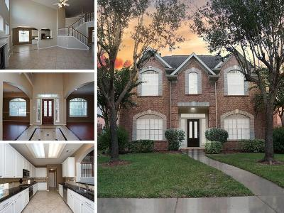 Sugar Land Single Family Home For Sale: 4415 Tessie Court