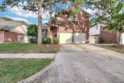 Katy TX Single Family Home For Sale: $209,999