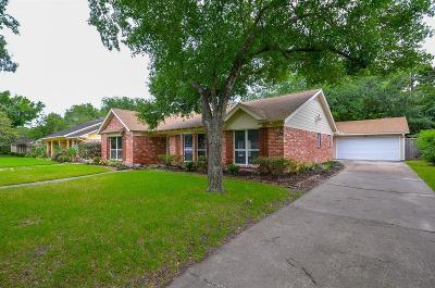 Houston Single Family Home For Sale: 2902 Ann Arbor Drive