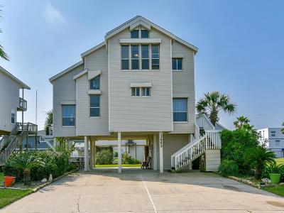 Galveston Single Family Home For Sale: 13663 Mutiny Lane