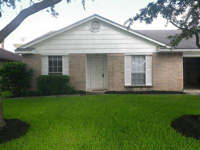 Friendswood Rental For Rent: 2506 Tall Ships Drive