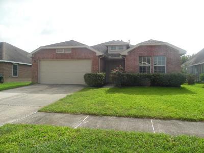 Baytown Single Family Home For Sale: 4312 Oleander Street