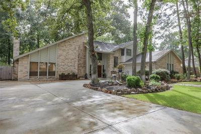 Kingwood Single Family Home For Sale: 2403 Golden Pond Drive