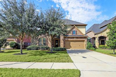 Katy Single Family Home For Sale: 3314 Flint Valley Lane