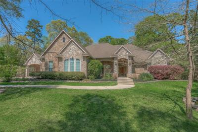 Conroe Single Family Home For Sale: 2006 Shasta Ridge Drive