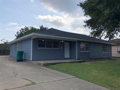 Pasadena Single Family Home For Sale: 1403 Nell Street