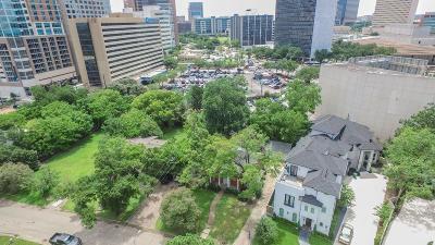Houston Single Family Home For Sale: 2027 Sheridan Street