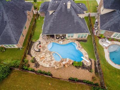 Rosenberg Single Family Home For Sale: 506 Summer Oaks Court