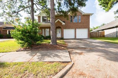 Katy Single Family Home For Sale: 22615 Old Church Lane