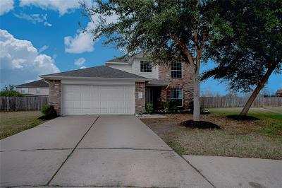 Pearland Single Family Home For Sale: 7303 Shade Court