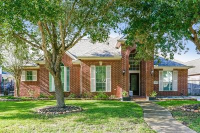 Pearland Single Family Home For Sale: 6207 Jordan Drive