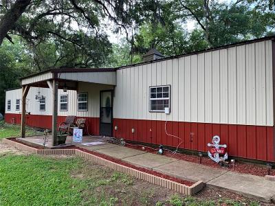 Brazoria Single Family Home For Sale: 4963 County Road 244