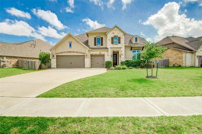 Friendswood Single Family Home For Sale: 2516 Davis Prairie Lane