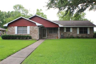 Bay City TX Single Family Home For Sale: $149,500
