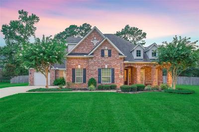 Conroe Single Family Home For Sale: 1132 Silveridge
