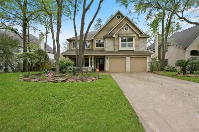 The Woodlands Single Family Home For Sale: 34 Dovewing Place