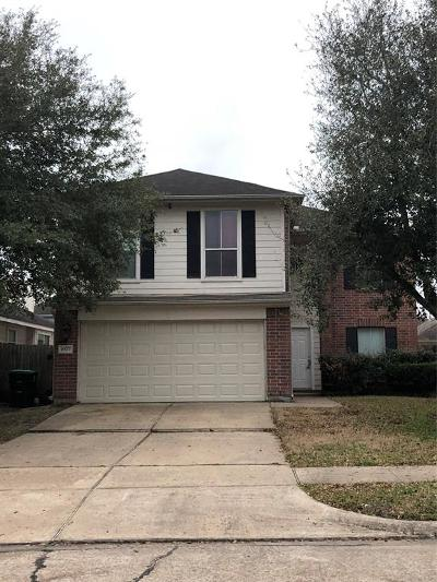 Missouri City Single Family Home For Sale: 6527 W Ridgecreek Drive