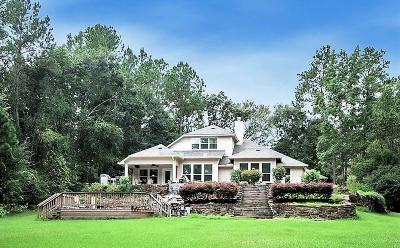 Magnolia Single Family Home For Sale: 27103 Bridleway Circle
